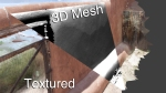 Picture of 3D mesh