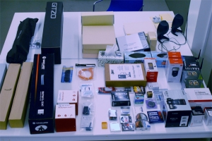 picture of camera equipment
